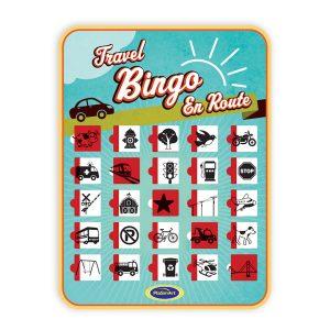 01 gezinnig Travel Bingo