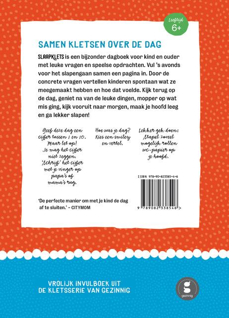 Slaapklets deel3 backcover
