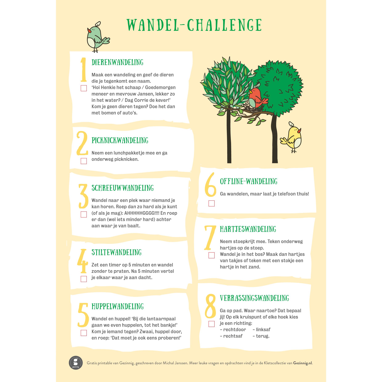 challenge wandelen 1