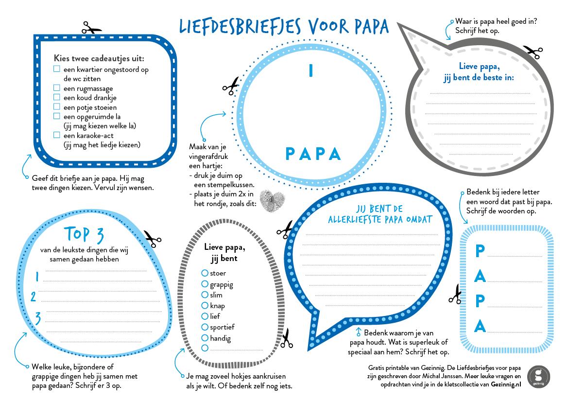 liefdesbriefjesPapa1
